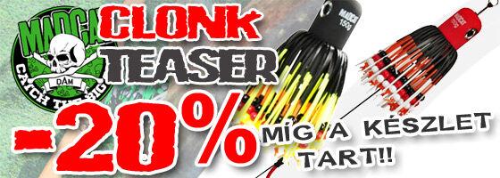Clonk Teaser