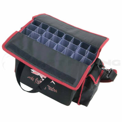 PFS Dangler műcsalis táska + 1 doboz