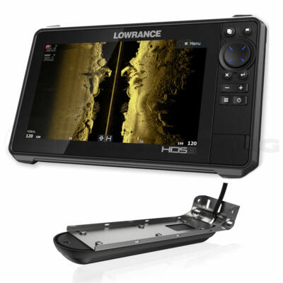 Lowrance HDS Live 9 + 3in1 Active Imaging jeladó