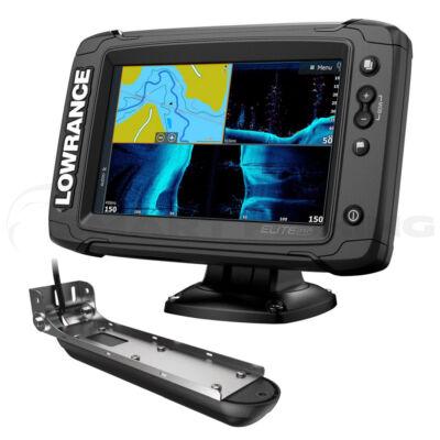 Elite-7 Ti2 halradar + GPS - Active Imaging 3 in 1 jeladóval